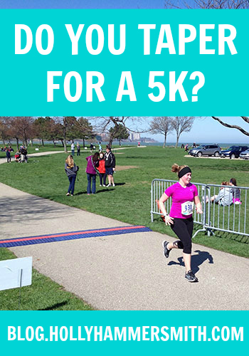 Do You Taper For A 5k