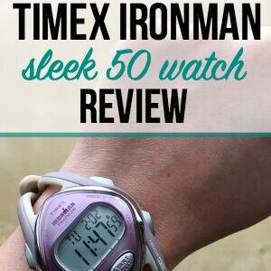 Timex Ironman Sleek 50 Watch Review