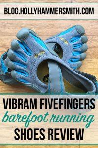 Review Vibram FiveFingers Sprint