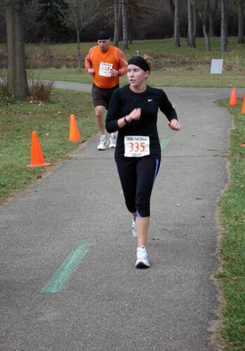 Cleveland Fall Classic Half Marathon