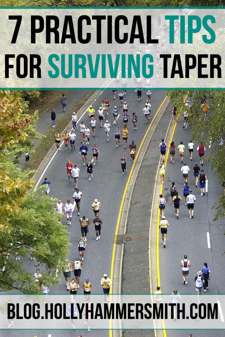 surviving taper week