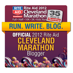 Marathon Blogger
