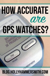 How Accurate Are GPS Watches?