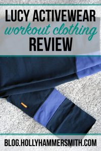 Lucy Activewear Review