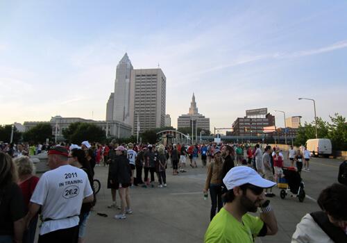 Cleveland Half Marathon