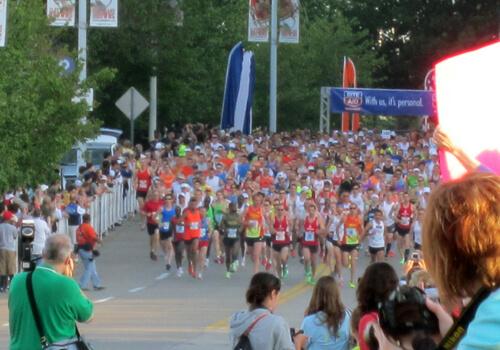 Rite Aid Cleveland Half Marathon