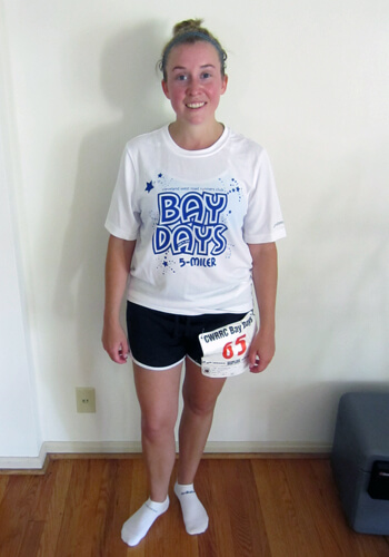 Bay Days Run