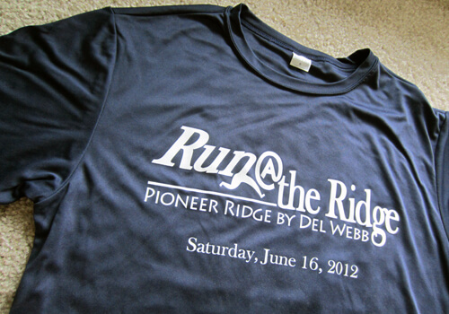 Race Recap Run at the Ridge 5K