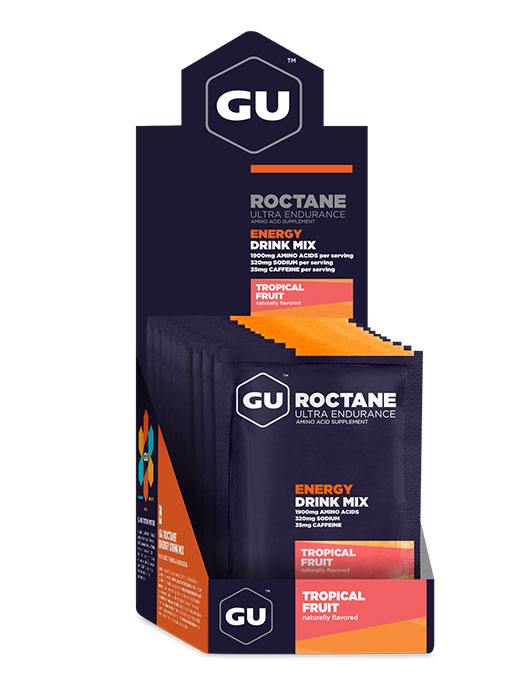 GU Roctane Ultra Endurance Energy Drink Review