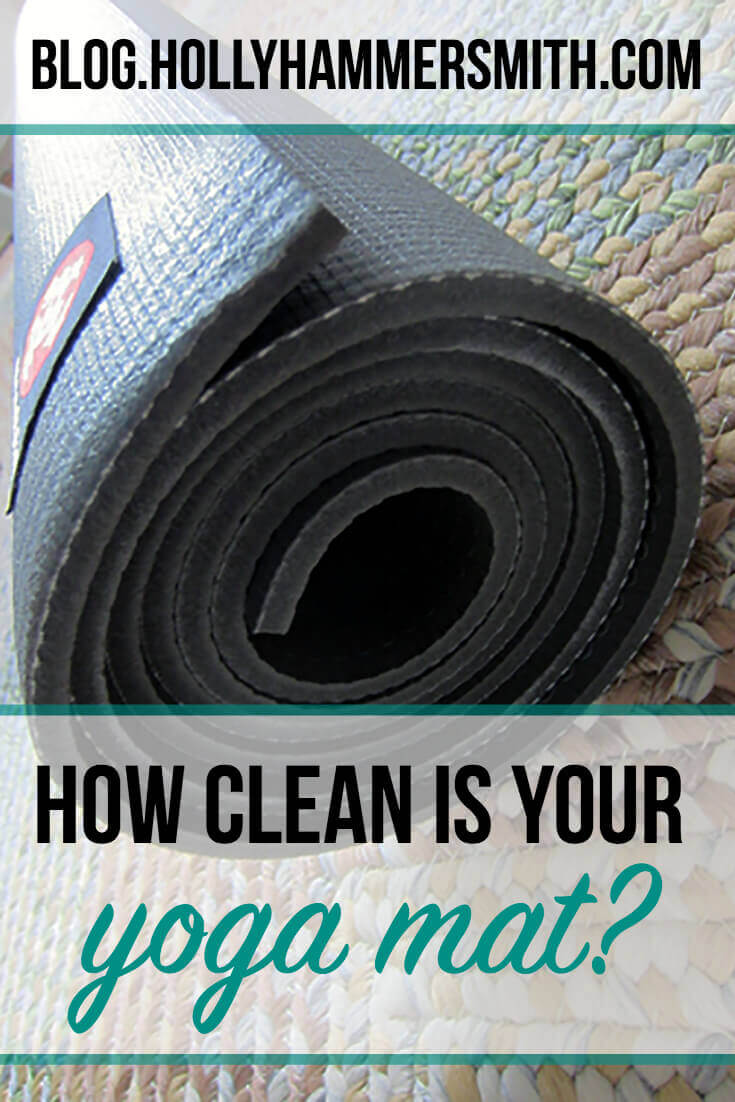 How Clean Is Your Yoga Mat