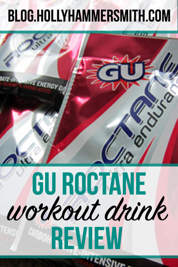 GU Roctane Ultra Endurance Energy Drink Review