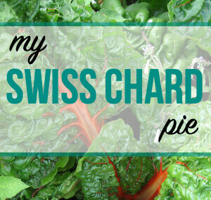Swiss Chard vs Rhubarb