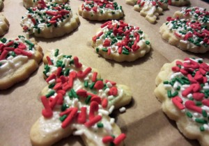 Christmas Baking Traditions