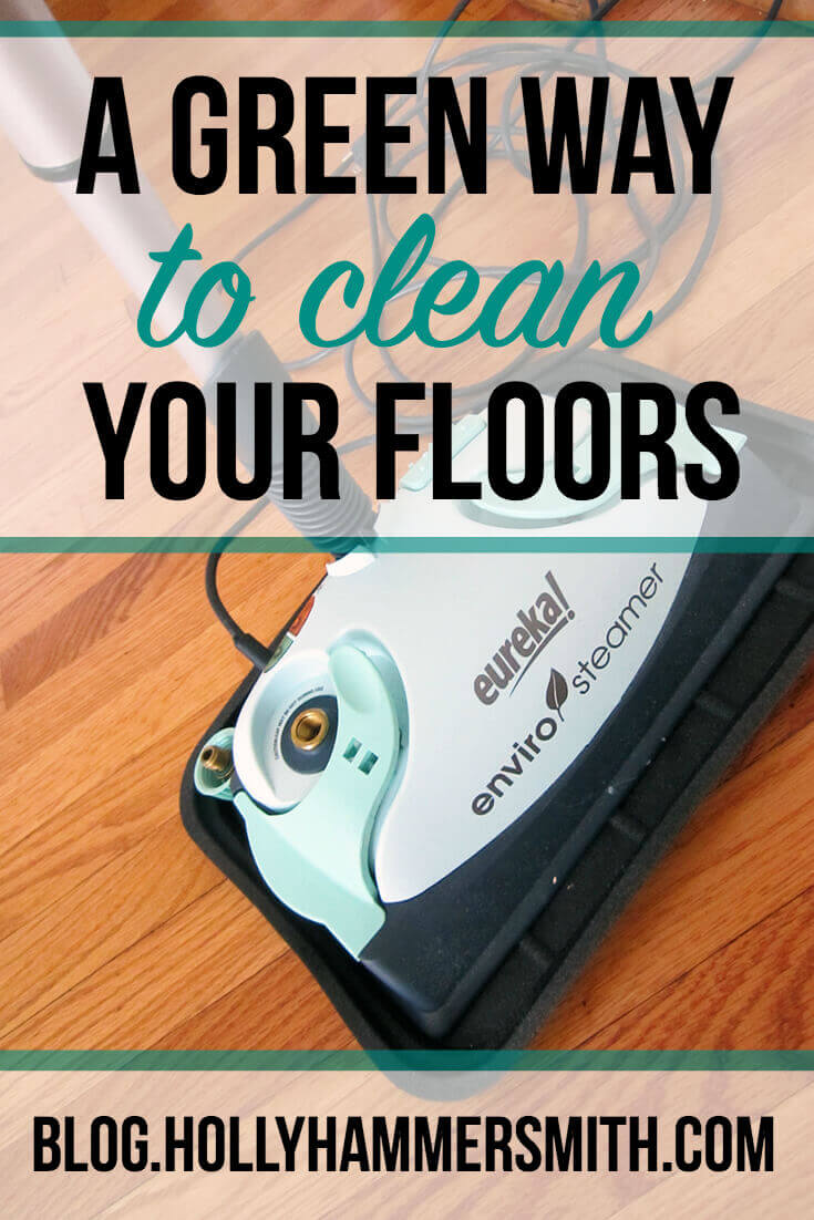 A Green Way to Clean Your Floors