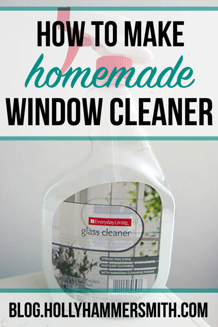 how to make homemade window cleaner welcoming simplicity. Black Bedroom Furniture Sets. Home Design Ideas