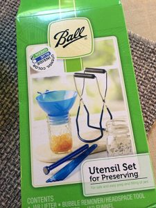 Ball Canning Utensil Set
