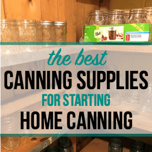 The Best Canning Supplies You Need to Begin Home Canning