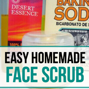 How to Make Homemade Face Scrub