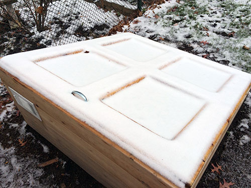Cold Frame Box