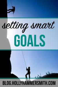 Goal Setting SMART Goals