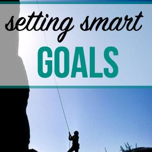 Goal Setting: SMART Goals