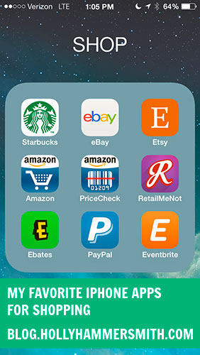 shopping apps for iphone my favorite iphone apps for shopping hammersmith s 16117