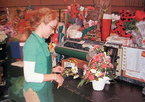 kroger floral shop