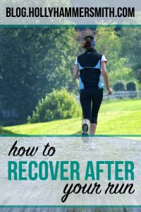 How to Recover After Your Run