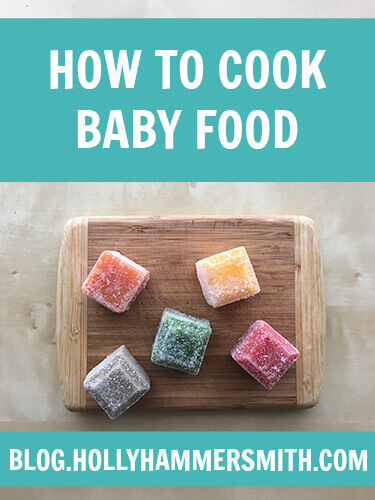 Cook Baby Food