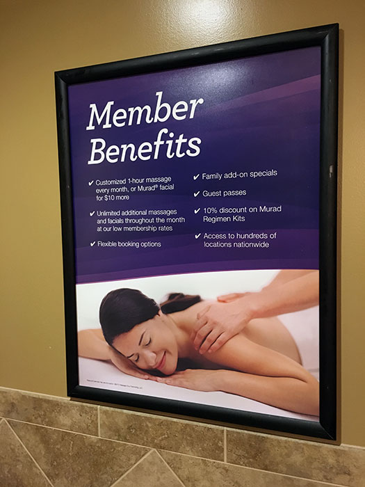 Massage Envy Member Benefits