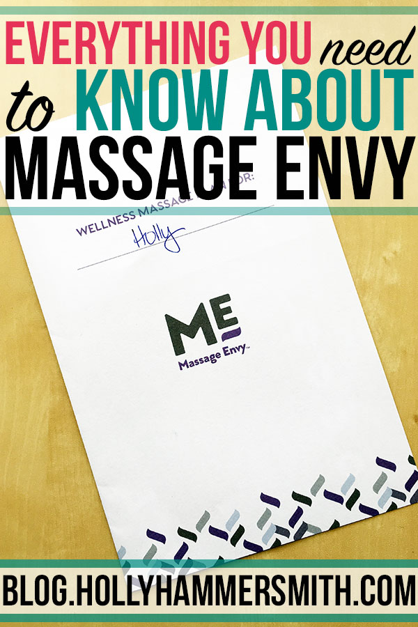 Massage Envy Review