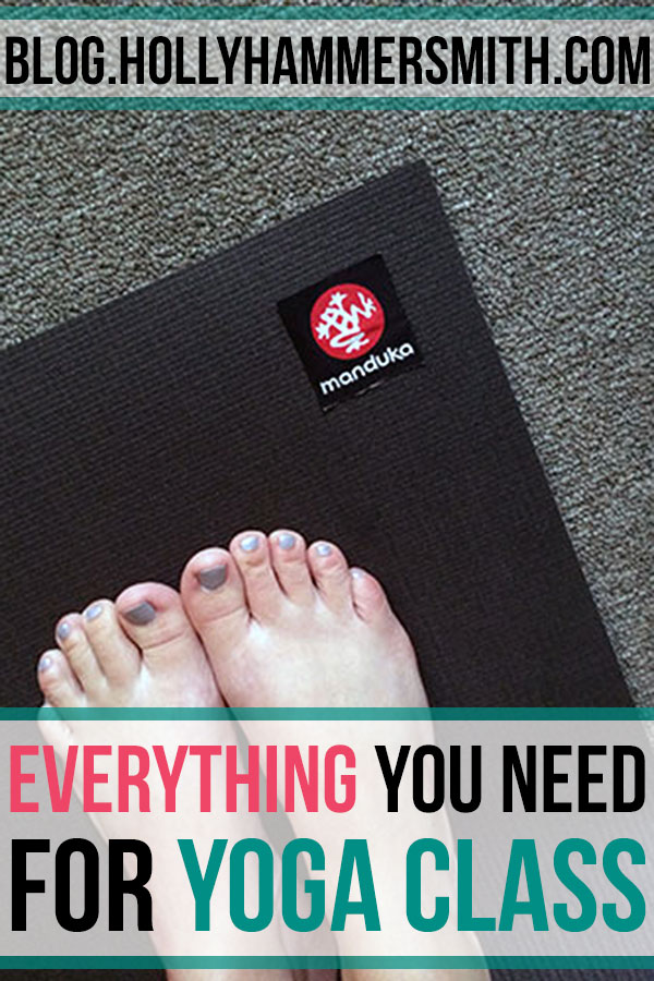 Essential Yoga Items