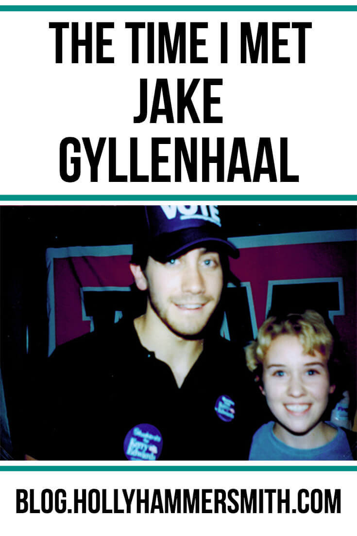 Meet Jake Gyllenhaal