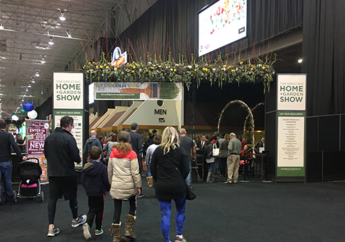 Home And Garden Show Ix Center Groupon Fasci Garden - Home and garden show cleveland