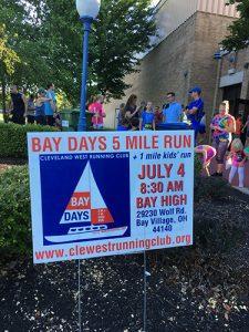 Bay Days Race