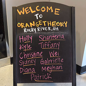 Orange Theory Review