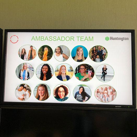 Ambassador Team