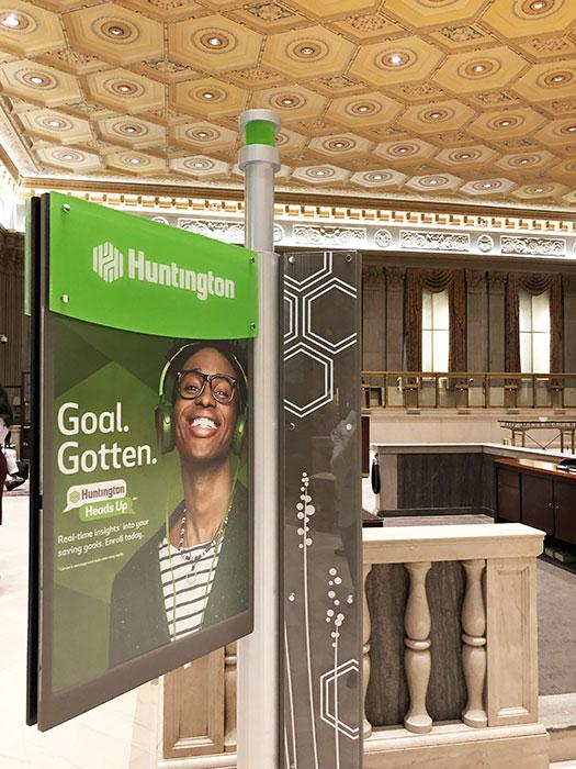 Huntington Bank Goal Getter