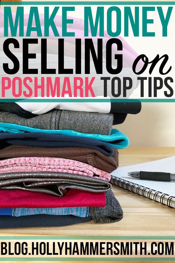 Tips for Selling on Poshmark